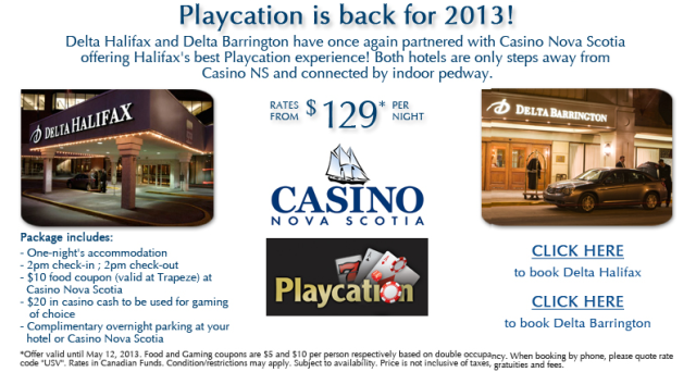 Playcation is Back for 2013